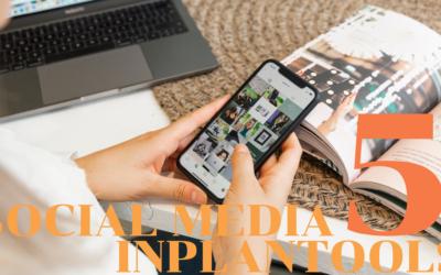 De 5 bekendste social media inplantools: welke raden wij aan?
