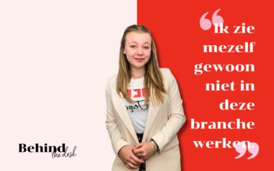Op je 17e je toekomst al uitgestippeld hebben? By Nik-stagiaire Nikky draait haar hand er niet voor om